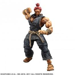 Super Street Fighter 4 - Gouki [Play Arts Kai]
