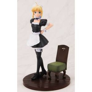 Fate/Hollow Ataraxia - Saber fantasy lovely Maid Ver [Good Smile Company]