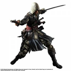 Assassin's Creed 4 Black Flag - Edward [Play Arts Kai]