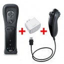 .   Wiimote complete - Black [neuve/ officielle Nintendo]