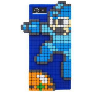 Rockman - iphone 5 Silicon Case [Goodies]
