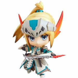 Monster Hunter - Female Swordsman Bario X Edition [Nendoroid 273]