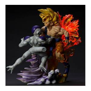 Battle Master Piece Collection - Freezer VS Gokuh