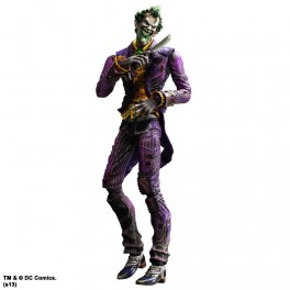 Batman Arkham City - Joker [Play Arts Kai]