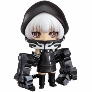 Black Rock Shooter - Strength [Nendoroid 166]