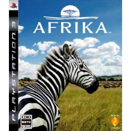 Afrika [PS3 - Used Good Condition]