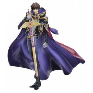 Code Geass - Kururugi Suzaku Knight of Zero [Alpha Omega]