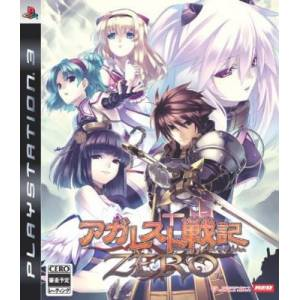 Agarest Senki Zero / Record of Agarest War Zero [PS3 - Used Good Condition]