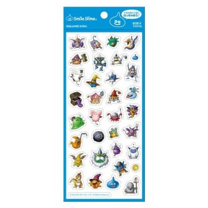 DRAGON QUEST - Monster Seal  [Goods]