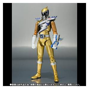 Zyuden Sentai Kyoryuger - Kyoryu Gold - Edition Limitée [SH Figuarts]