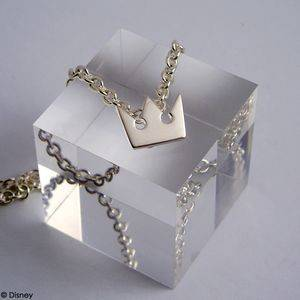 KINGDOM HEARTS - Sliver Necklace Sora [Goods]