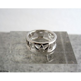 KINGDOM HEARTS - Silver Ring [Goods]