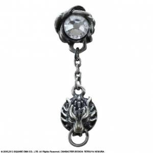 FINAL FANTASY VII ADVENT CHILDREN - Earphone Jack Cloud [Goods]