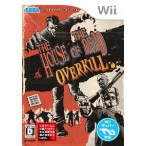 The House Of The Dead - Overkill (jeu seul)