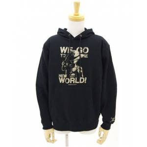 One Piece - Hoodie Black- Édition Limitée Bandai-Namco Lalabit Market [Goodies]