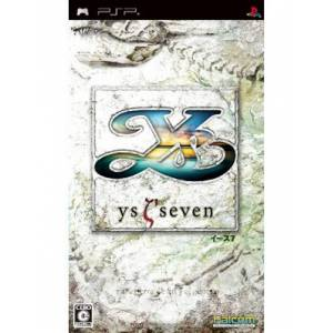 Ys Seven [PSP - Used Good Condition]