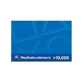 PlayStation Network Prepaid Card ¥10,000 [for Japanese Account]