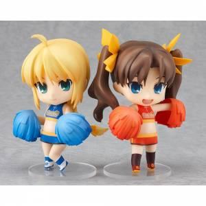 Fate/Stay Night - Saber & Tohsaka Rin Cheerful Japan! [Nendoroid 215]