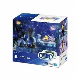 PSVita Slim - Final Fantasy X/X2 HD Remaster Resolution Box [neuf]