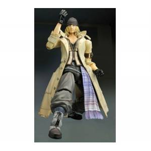 Final Fantasy XIII - Snow Villiers [Play Arts Kai]