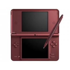 . Nintendo DSi LL - Wine Red [new]