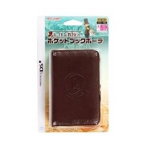 Professor Layton - Housse Pocket Book (DS/ DSi)