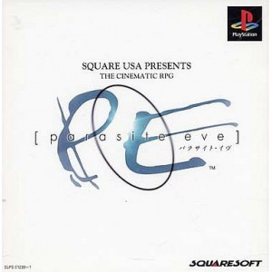 Parasite Eve [PS1 - Used Good Condition]