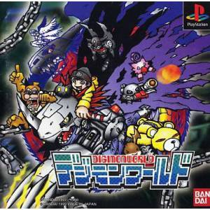 Digimon World [PS1 - occasion BE]