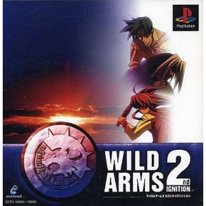 Wild Arms 2nd Ignition [PS1 - Used Good Condition]