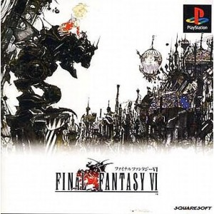 Final Fantasy VI [PS1 - Used Good Condition]