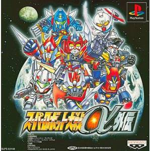 Super Robot Taisen Alpha Gaiden [PS1 - Used Good Condition]