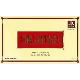 Final Fantasy I & II Premium Package [PS1 - Used Good Condition]
