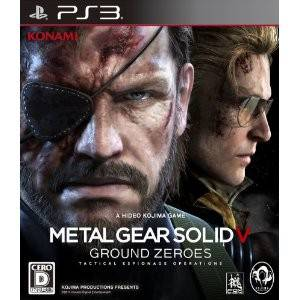 Metal Gear Solid V Ground Zeroes - Edition Standard [PS3]