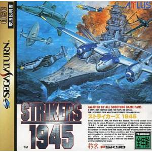 Strikers 1945 [SAT - occasion BE]
