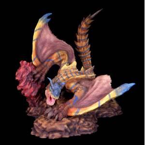 Monster Hunter - Tigrex [Capcom Figure Builder]