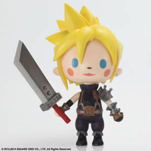 Theatrhythm Final Fantasy - Cloud Strife [Static Arts mini]