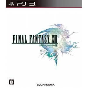 Final Fantasy XIII [PS3 - Used Good Condition]