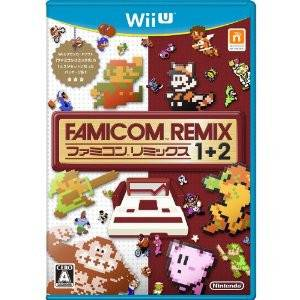 Famicom Remix 1+2 [Wii U]