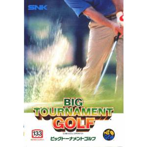 Neo Turf Masters - Big Tournament Golf [Neo Geo AES - used]