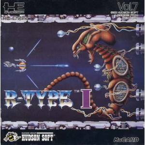 R-Type I [PCE - used good condition]