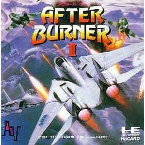 After Burner II [PCE - used good condition]