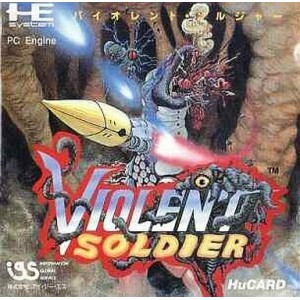 Violent Soldier / Sinistron [PCE - used good condition]