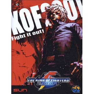 The King Of Fighters 2001 [NG AES - Used Good Condition]