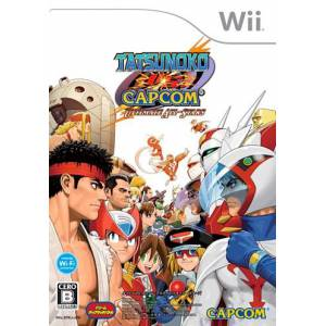 Tatsunoko vs. Capcom: Ultimate All-Stars (Wii)