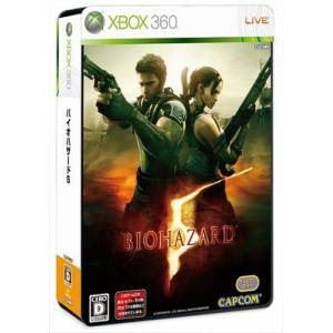 BioHazard 5 / Resident Evil 5 - Deluxe Edition [X360 - occasion BE]