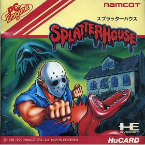 Splatterhouse [PCE - used good condition]