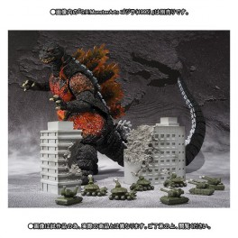 Toho Special Superweapons Set 2  - Limited Edition [Monster Arts]
