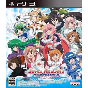 Super Heroine Chronicle [PS3 - Used Good Condition]