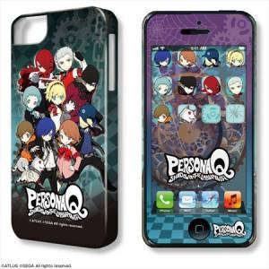 Persona Q Shadows of the Labyrinth - Type 1 iPhone Case & Protection Sheet [Goods]