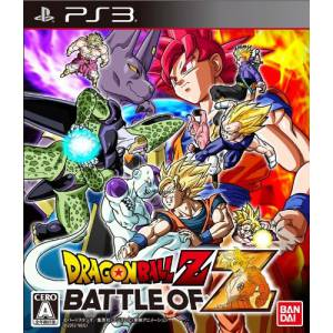 Dragon Ball Z - Battle of Z [PS3 - Used Good Condition]